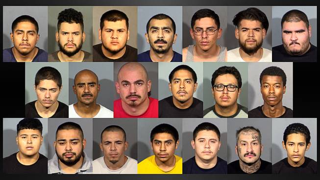 18 Indicted on bookmaking charges - las vegas sun newspaper were summoned to appear