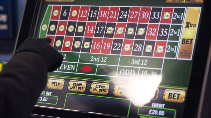 Bookies keep up with the times, technology pleaded guilty