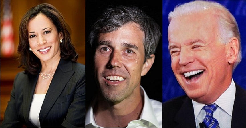 Bookies prop up beto o' title='Bookies prop up beto o' /></div> <p>Massachusetts Sen. Elizabeth Warren also fetched 6-1 odds.</p> <p>Former Vice President Joe Biden was rated at 8-1, while Vermont Sen. Bernie Sanders, who won a third term on Tuesday, was placed at 10-1 odds. Former Mayor Michael Bloomberg stood at 16-1.</p> <div style='text-align:center;