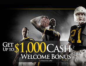 Bookmaker sportsbook review deposit bonus & promo code