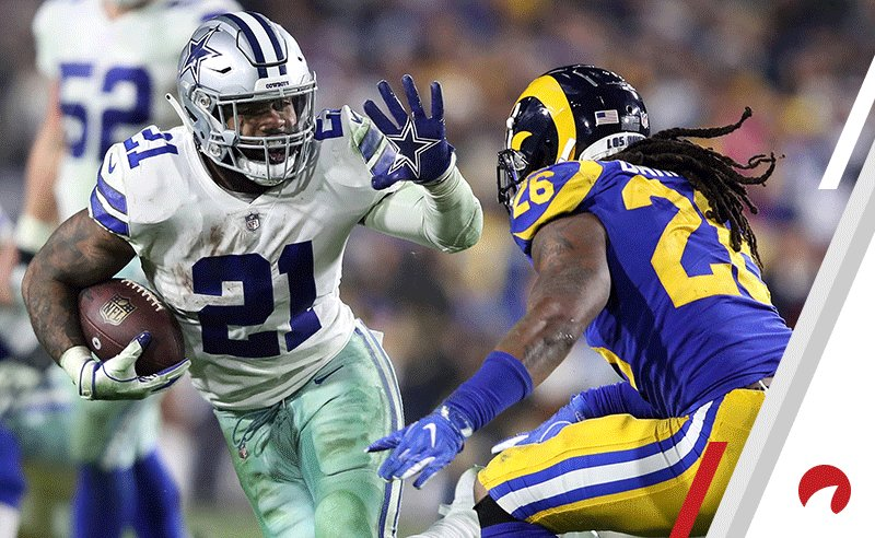 """Bookmakers set odds on ezekiel elliott' title='Bookmakers set odds on ezekiel elliott' /></div> <p>Yes, it's a problem if Dallas insists on a deal with Tank along the lines of the way <b></b><b></b><b>Dee Ford</b>; he's not signing that anytime soon. And yes, if Tank wants to be paid like <b></b><b></b><b>Khalil Mack</b>, we've got the same level of problem on the other end of the teeter-totter. And if nobody budges? Fine. Find me a trade that allows the """"2019 urgency"""" to remain intact. Find me an asset I can get in return that keeps the Cowboys in play as an NFC East favorite.</p> <p>And what does that trade look like? In my mind's eye … It looks like <b>Ed Oliver</b>.</p> <p>It's becoming a """"loud secret"""" that here inside The Star in Frisco, when Will McClay and the scouting staff and the coaching staff are done with their Big Board input, Oliver, the Houston defensive tackle, is going to rank very, very high. <b>Quinnen Williams</b> of Alabama probably goes higher than he does. But Oliver is seen by the Cowboys scouting department as a difference-maker. Trading Tank for a couple of """"maybes"""" is not wise asset management by Dallas. Talking to teams in the top 10 of this draft about trading Tank for a potential Tank-level defensive lineman is. The obstacle there, though, is obvious: If Dallas sees Williams and Oliver as likely Tank-level forces only at a fraction of Lawrence's price, why wouldn't Dallas' potential trade partners see the same thing?</p> <p>Trading """"this Tank"""" for """"the next Tank"""" is a fine theory but one difficult to apply practically. The Cowboys are therefore likely left with the next best approach: Finish carving out the path they've already begun with """"this Tank.""""</p> <div style='text-align:center;"""