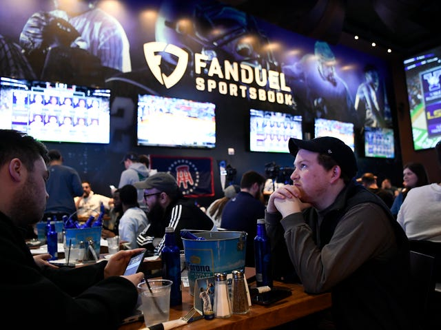 Can nj online sports gambling surpass nevada? march madness may tell