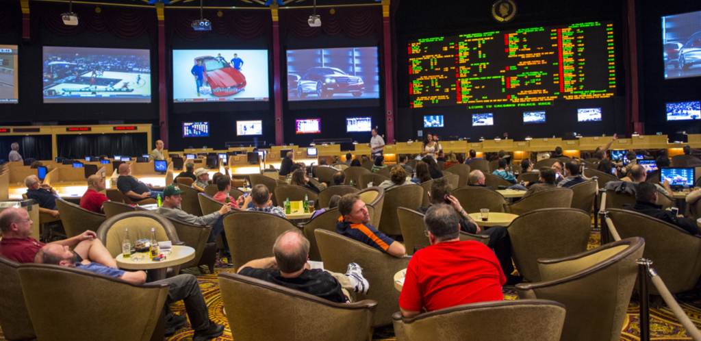 Can you bet online at the las vegas sportsbooks? believe how many times we