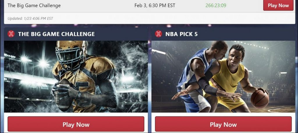 Chalkline sports: free-to-play sports games platform US and