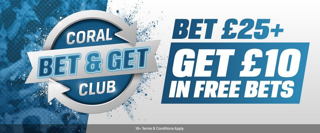 Coral free bet The site is not just