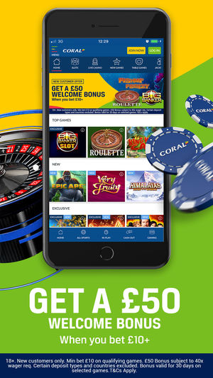 Coral sports betting & casino by coral interactive