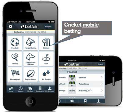 Cricket betting – how to bet on cricket online