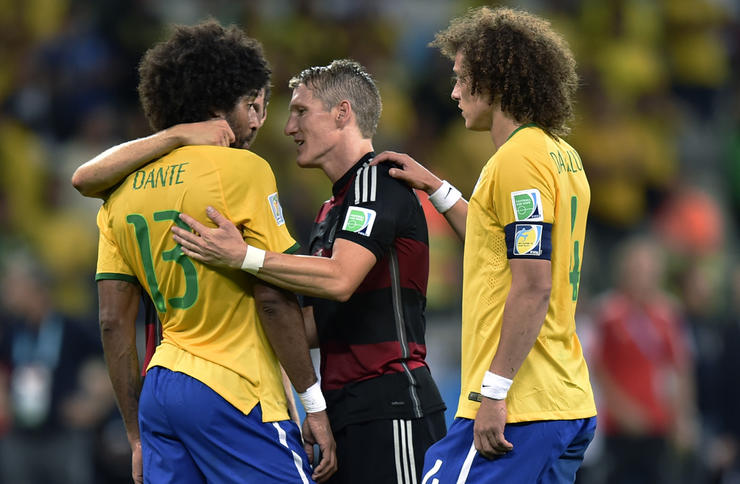 Eight people actually bet that germany would annihilate brazil 7-1 - the atlantic The       popular