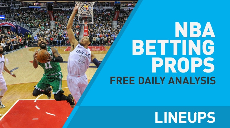 Free nba betting props: picks + analysis 3/8/19 usual run off the