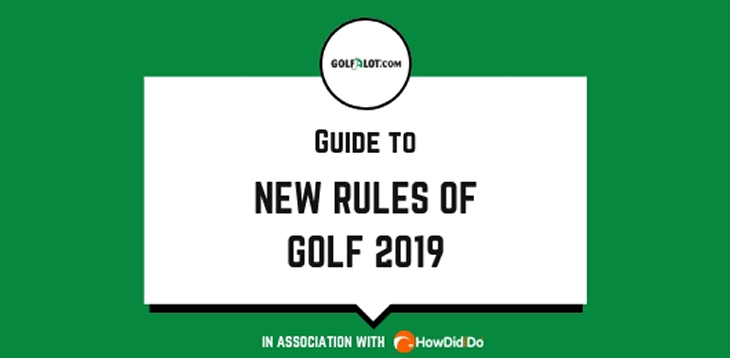 Golf betting rules