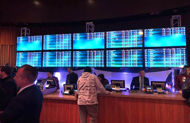 Hollywood casino, parx casino & philly turf club can offer sports betting games and 72 table games