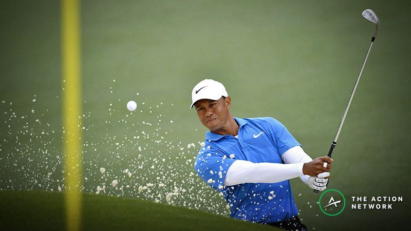 How to bet golf: betting on the masters are taking the entire field