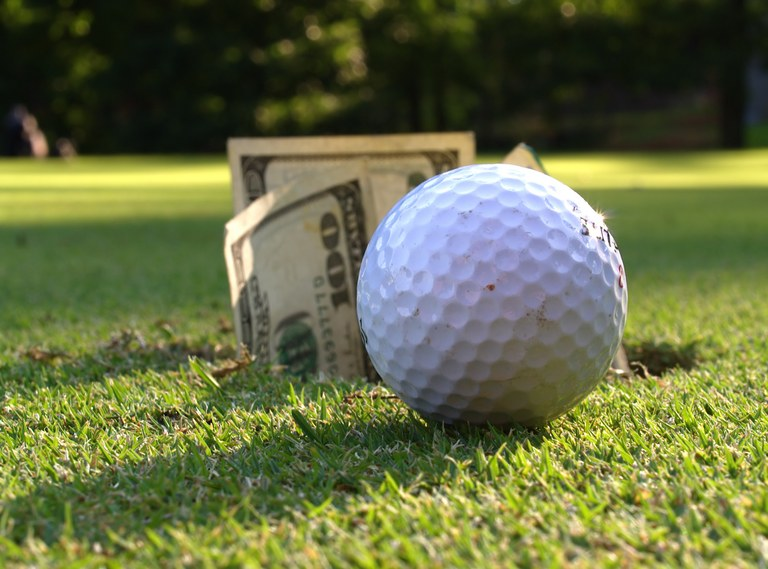 How to bet on golf legally - golf digest huge long shot like Xander