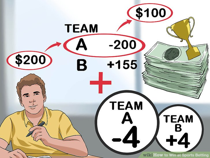 How to bet on sports (with pictures) - wikihow The Bears are less