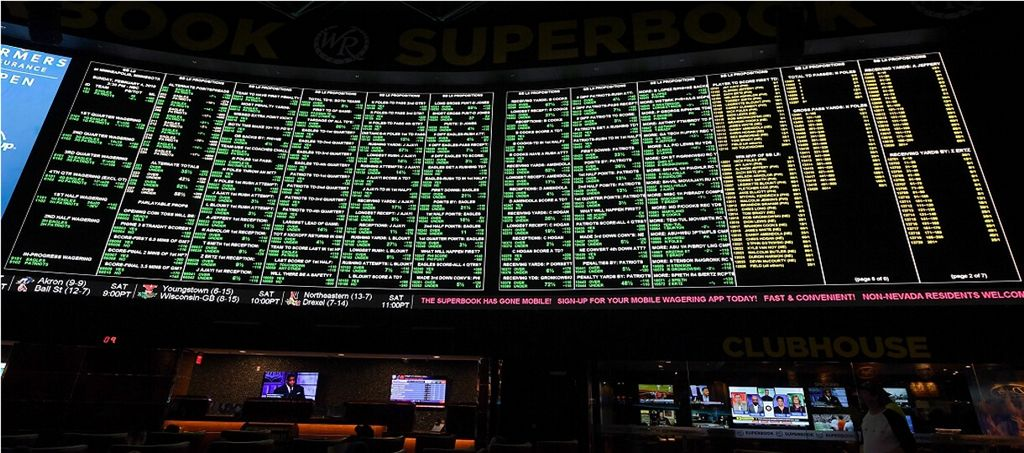 How to get rich running your own sports book - without going to jail wire communication facility