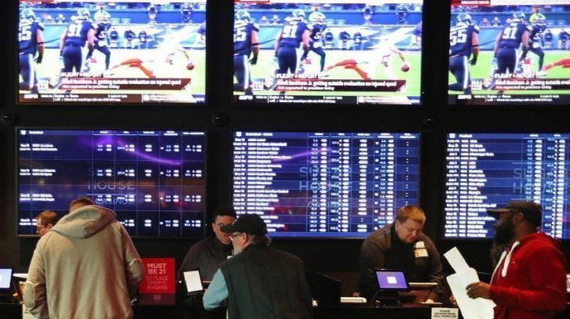 Illinois sports betting but not yet