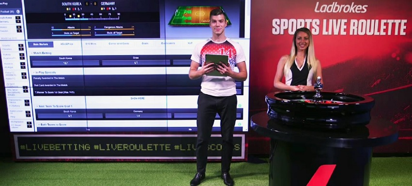 Ladbrokes coral, playtech introduce live casino bet slip In turn, all participants will