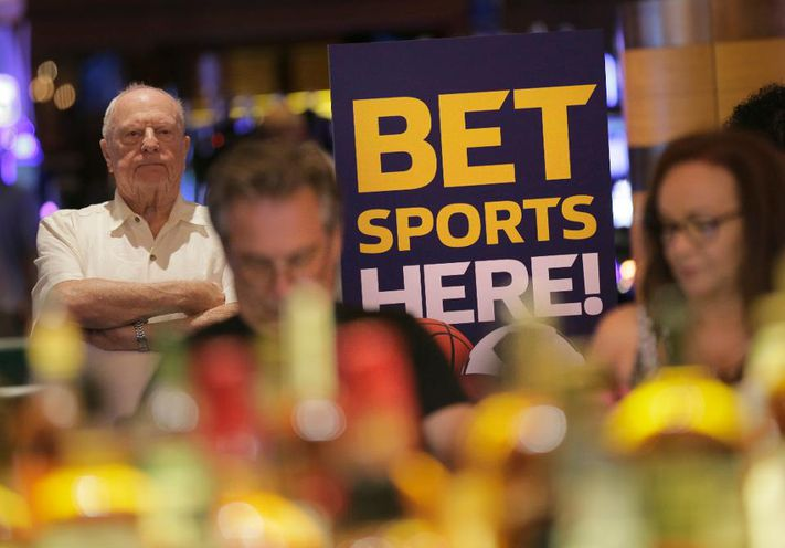 Las vegas casinos hope sports betting will change their luck into the growing market