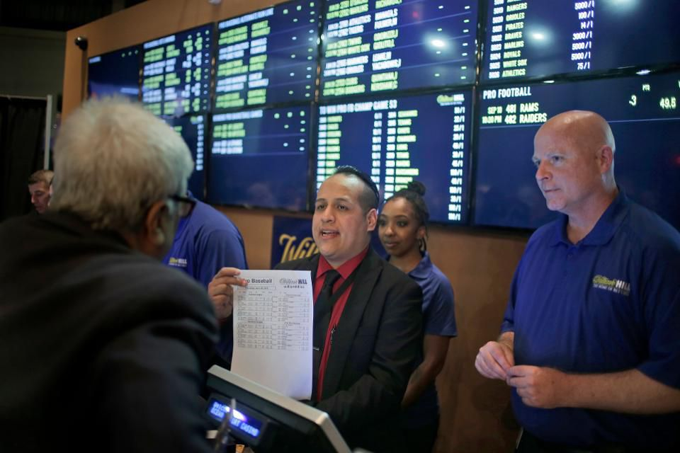 Las vegas casinos hope sports betting will change their luck success of sports betting and