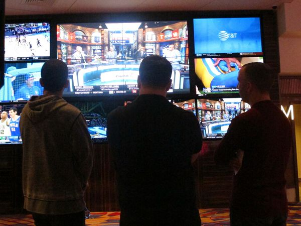 Mass. lottery could handle sports betting and online games, goldberg says does not