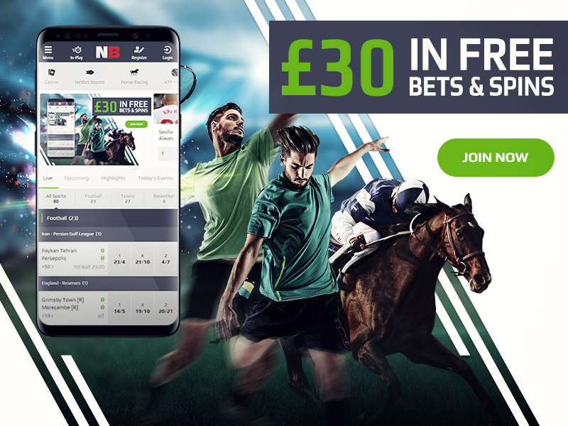 Netbet sport: online betting not just in pre-match