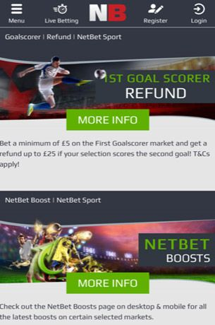 Netbet sport: online betting Can it get
