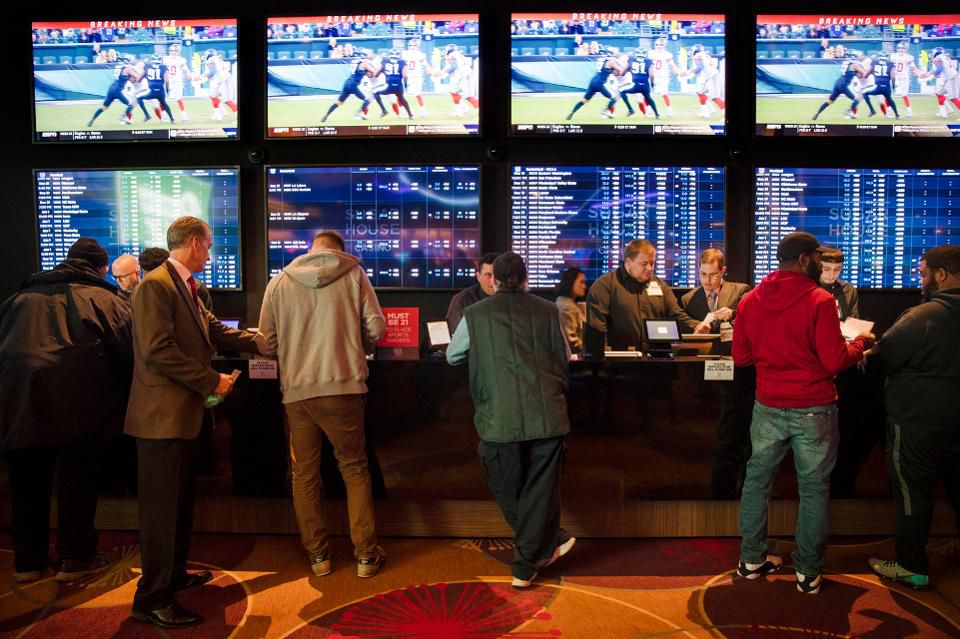 New york state moves closer to allowing sports betting NEW YORK