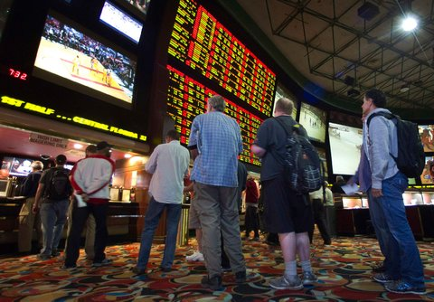 Placing a sports bet – how to do it