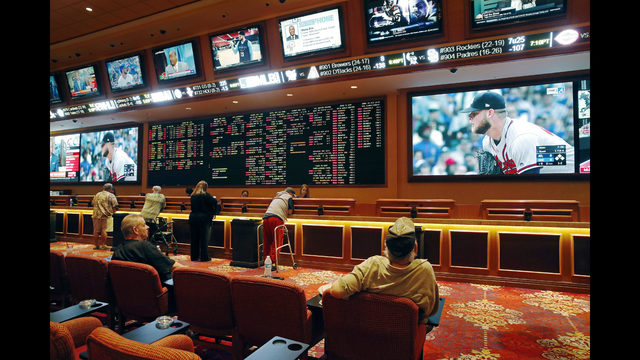 Report: mlb wants spring training betting banned in nj, pa, nevada