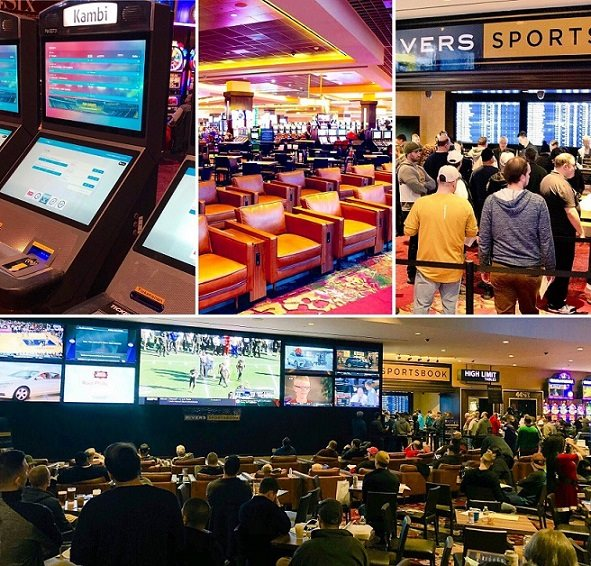 Rivers casino sportsbook