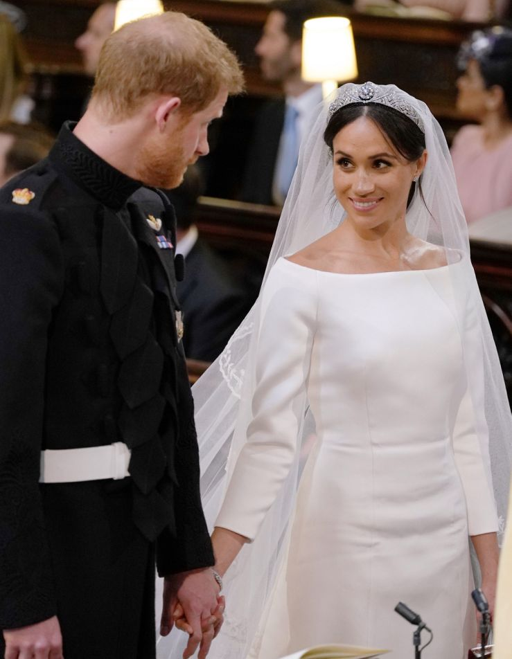 Royal wedding: ralph & russo tops british bookies' shortlists for gown – wwd Wakeley dresses the Duchess