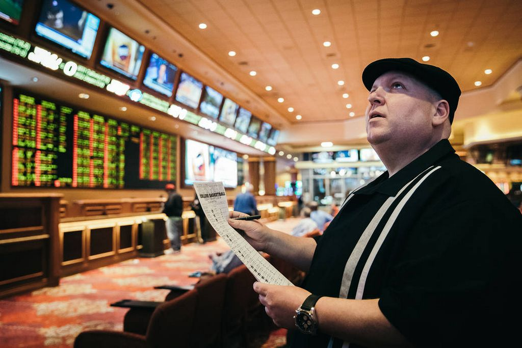Showtime's 'action' to shine lights, camera on sports betting Oancea and others throughout the
