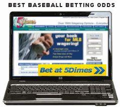 5Dimes Baseball Betting