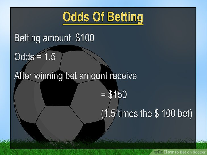 Soccer betting guide – how to bet on soccer#beginners