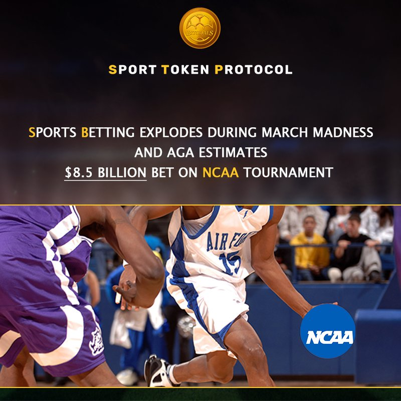 Sports betting explodes during march madness, and aga estimates $8.5 billion bet on ncaa tournament is providing more information to