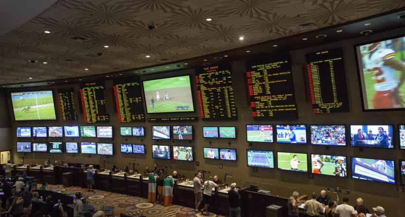 Sports betting in the usa is going big, what you need to know