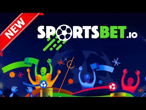 Sportsbet.io Sports betting is all about