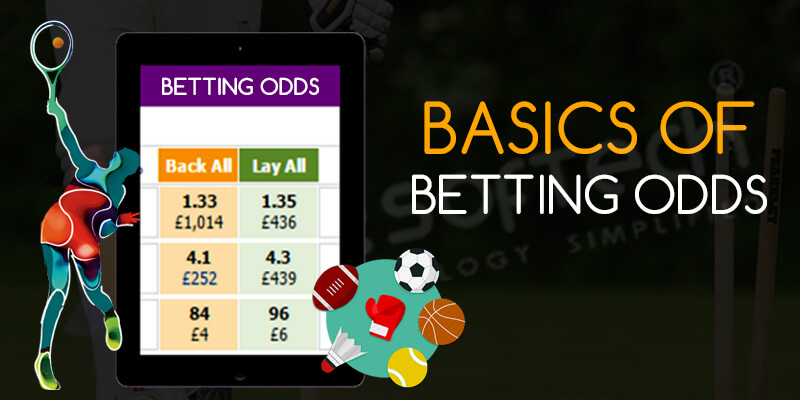 Basics of Betting Odds