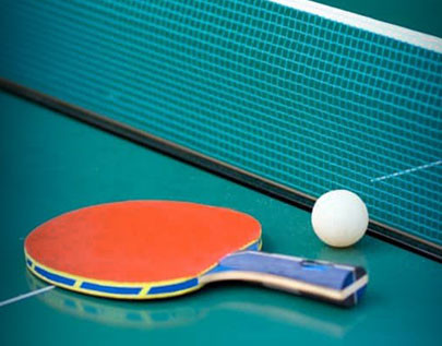 Table tennis betting odds or mobile device