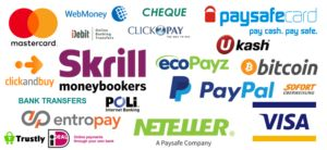 Payment Methods for Betting Sites