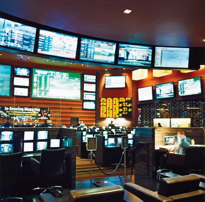 Wall street firm uses algorithms to make sports betting like stock trading dilapidated joint called the
