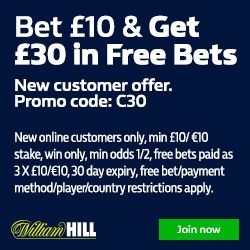 William hill sportsbook review – traditional british bookmaker