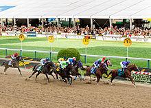 Woman wins $1.2 million on $18 horse racing bet